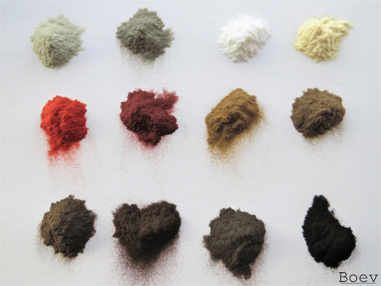 alle kleuren boev haarvezels site